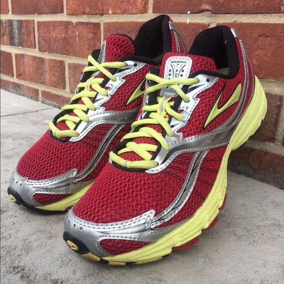 90a27c04849b Brooks Shoes - Brooks Launch Red Silver Yellow